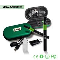 Buy cheap Portable Green Mini BCC Clearomizer 650mAh Ego Case , No Burning from wholesalers