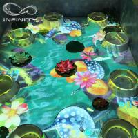 Buy cheap Children Playground 3D Interactive Floor Projector , Infinity Interactive Floor Projection System product