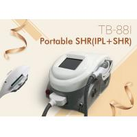 China Multifunctional IPL OPT SHR With 7 Filters Wavelength Beauty Machine For Hair Removal wholesale