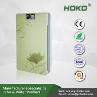 China HEPA filter air purifiers Ionizer / household room air cleaners on sale