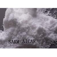 Buy cheap Pharmaceutical Raw Material Sarms Raw Powder Aicar Acadesine CAS 2627-69-2 product
