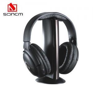 China FM Wireless Headphones HS-208 on sale