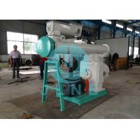 Buy cheap Livestock Animal Feed Pellet Machine 320mm Ring Die 1 ~ 3 ton per hour product