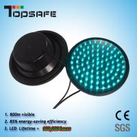 "Buy cheap 8"" LED Traffic Light Module of Green Color product"