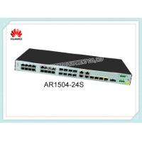 Buy cheap Huawei Router AR1504-24S 4 X GE Combo 24 X FE SFP Agile Gateway Router Equipment product