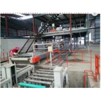 Buy cheap Prefabricated House Eps Sandwich Panel Machine , Cement Automatic Sandwich Making Machine product