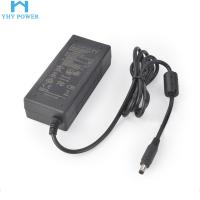Buy cheap 60w 2.5a 24v LED Strip Power Supply 100-240V Input With Plastic Case product