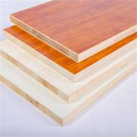 Buy cheap Melamine Faced 18mm Laminated Block Board For Furniture And Decoration product