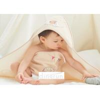 Buy cheap High Absorbency Organic Cotton Hooded Baby Towel Adorable Easy Wash product