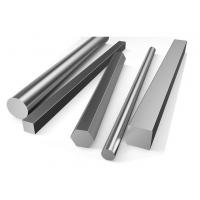 China Cold Drawn 430 Stainless Steel Solid Round Bar Bright Surface Good Thermal Conductivity on sale