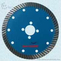 Buy cheap Continuous Rim Diamond Turbo Saw Blade - DSSB09 product