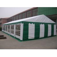 Buy cheap Fireproof Outdoor Party Tents With High Reinforce Powder Coated Steel Tube Frame product