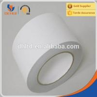 Buy cheap Aluminium Coated Milky Color Waterproof Mylar Polyester Film 100 Micron product