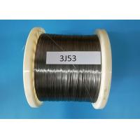 Buy cheap Constant Superelastic Alloy Cold Drawn Wire For Spring Elastic Components 3J53 product
