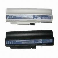 China 11.1V Laptop Replacement Battery with 6,600mAh, Suitable for Acer UM08B73 UM08B74 on sale