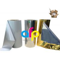 Buy cheap Printing Supported Metallized Films product