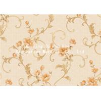 Buy cheap Hot Stamping Heat Transfer Foil Wall Paper Design product