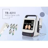 China HIFU for Skin Tightening , Body Tightening , Wrinkle Removal , Neck Lifting wholesale