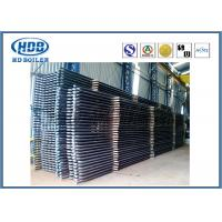 Energy Saving Steel Boiler Economizer Heat Exchange Tubes Boiler Spare Parts Heavy Duty