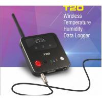 Buy cheap mini T20 wireless temperature and humidity meter product