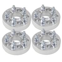 "1"" (25mm) Hubcentric 5x100 Wheel Spacers for Subaru Forester WRX M12-1.25"