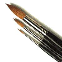 Buy cheap New art brush, artist brush, best oil painting brush,12pcs per set bristle brush product