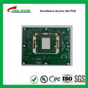 Buy cheap Custom PCB Manufacturing Rigid Flexible PCB High Tg PCB product