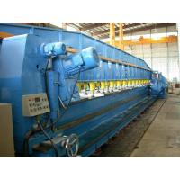 China Precision Steel Plate Pipe Bevelling Machine Siemens VFD Change Speed on sale