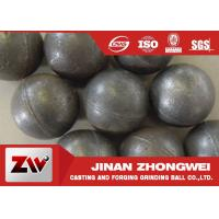 Buy cheap No Broken High Hardness Good Wear Resisitance ball mill steel balls product