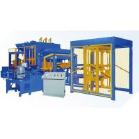 Buy cheap QT8-15 European Quality Full Automatic Concrete Block Making Machine product