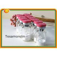 Buy cheap Tesamorelin Peptides Steroids CAS 218949-48-5 2mg/Vial Peptides Hormone for Fat Loss product