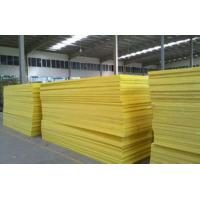 Buy cheap 50mm Flame Resistant Glass Wool Pipe Insulation For External Walls product