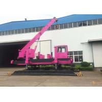Buy cheap 80-120T Hydraulic Pile Driving Machine For Precast Concrete Pile Foundation product