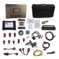 Buy cheap Original Autel MaxiSys Elite with Wifi/Bluetooth OBD Full Diagnostic Scanner with J2534 ECU Programming 2 Years Free Upd product