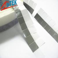 China Gray -25℃ - 125℃ Thermal Interface Material Phase Change for High Power LED Lights on sale
