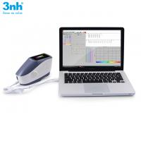 Buy cheap 400 700nm spectrophotometer color matching machine with d/8 8mm and 4mm two apertures 3nh YS3060 product