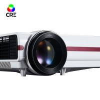 China Smart 1280x800 LED LCD Projector , Android Dual Core Wifi Home TV Projector on sale