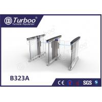 Buy cheap Precision Office Security Gates Achieve Access Intelligentized Control And Management product