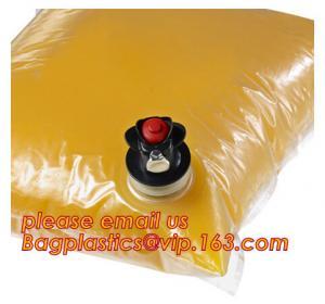 Buy cheap 3l 5l 10l bag in box packaging wine bag with vitop tap,5L/10L/20L transparent/VMPET wine bag in a box/bag in box/liquid product