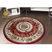 Buy cheap Simple Style Persian Floor Rugs Thermal Transfer 3D Digital Printed product