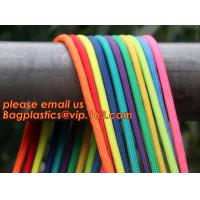 Buy cheap Best quality Green amusement equipment polyester rope 5mm nylon braided rope product
