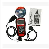 China  Maxiscan Ms509 Car Diagnostic Scanner With Codes P1 / P3 / U1  for sale