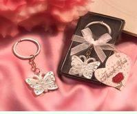 Butterfly Key Ring Favors