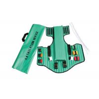 Buy cheap Reusable Durable Folding Stretcher Plastic - Coated Extrication Device product