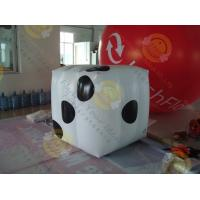 Buy cheap 2m Inflatable Helium Balloon , 0.18mm PVC Big Advertising Balloons product