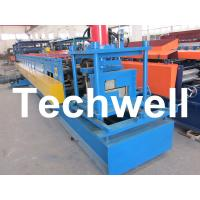 Buy cheap Z Channel / Section / Profile Cold Roll Forming Machine For 80 - 300 Width Z Channel product