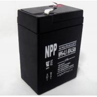 Buy cheap Deep Cycle Battery 6V4.5ah (ISO9001, ISO14001, UL, CE) product