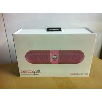 China Beats By Dre Beats Pill 2.0 Speaker Blue Tooth Wireless RED New In Box Sealed on sale