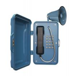 Buy cheap Aluminum Alloy Waterproof Emergency Phone Audiocodec Main Chip For Outdoor SOS product
