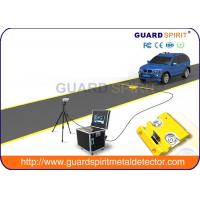 Buy cheap Waterproof High Resolution Inspection Camera Under Vehicle Surveillance System RJ45 50-60Hz product